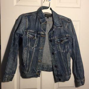 Jcrew denim jacket in XS